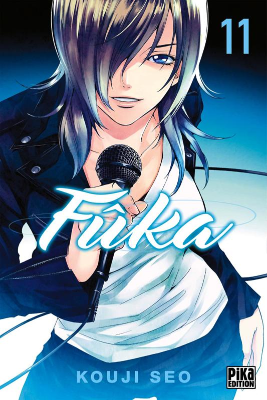 Fûka T11, manga chez Pika de Seo