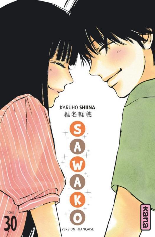 Sawako  T30, manga chez Kana de Shiina