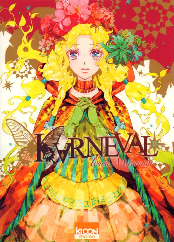 Karneval T20, manga chez Ki-oon de Mikanagi