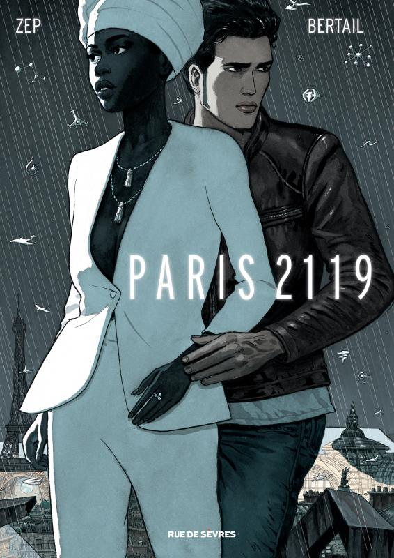 Paris 2119, bd chez Rue de Sèvres de Zep, Bertail, Georges