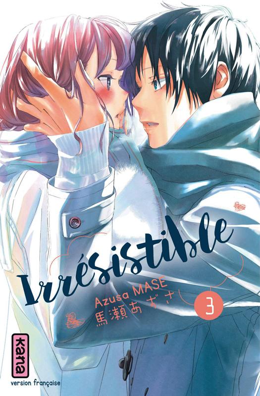 Irrésistible T3, manga chez Kana de Mase
