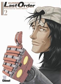 Gunnm Last Order T2, manga chez Glénat de Kishiro