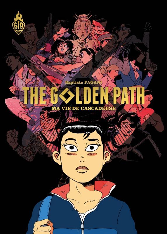 The Golden Path, bd chez Ankama de Pagani