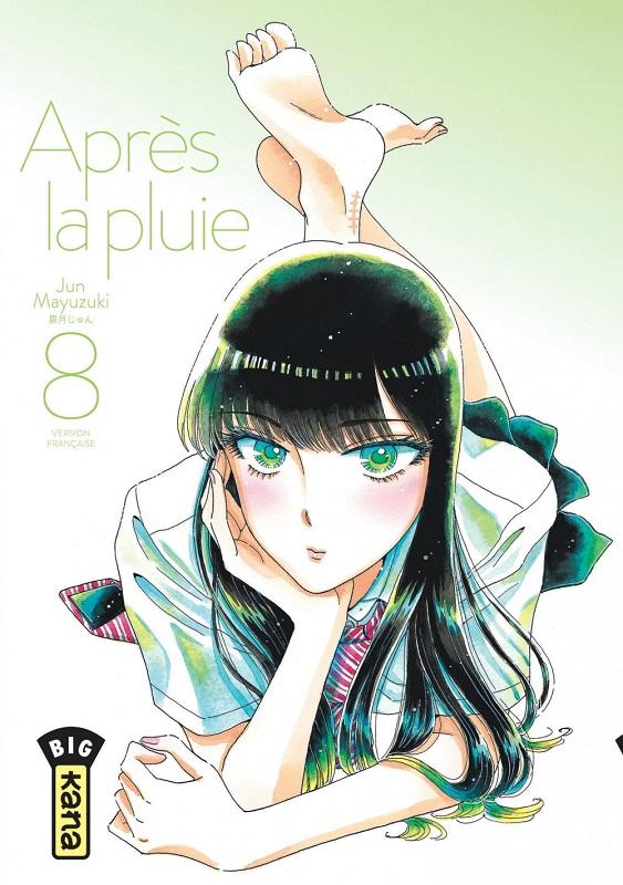 Après la pluie T8, manga chez Kana de Mayuzuki