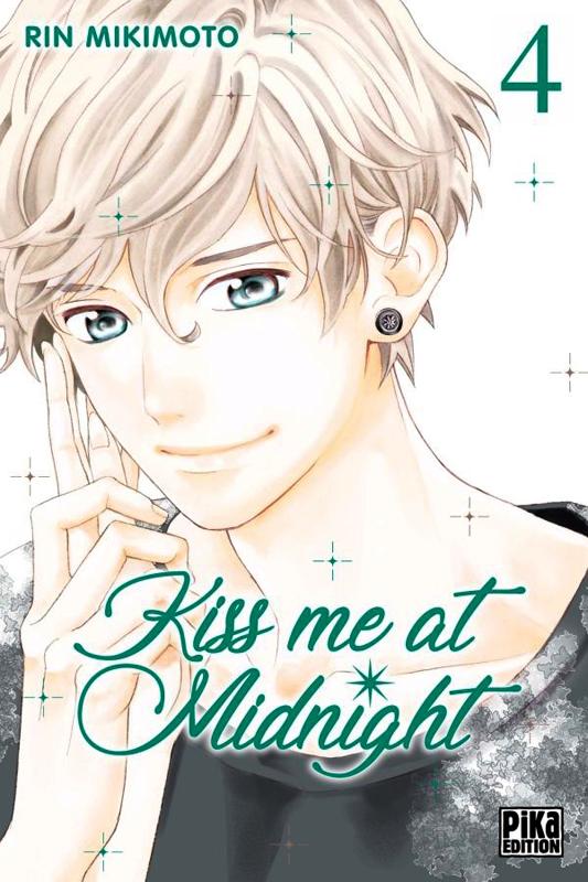 Kiss me at midnight T4, manga chez Pika de Mikimoto