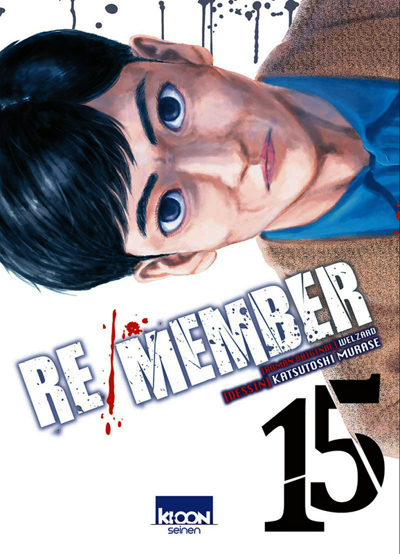 Re/member T15, manga chez Ki-oon de Welzard, Murase