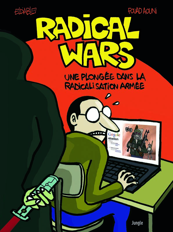 Radical wars, bd chez Jungle de Aouni, El diablo