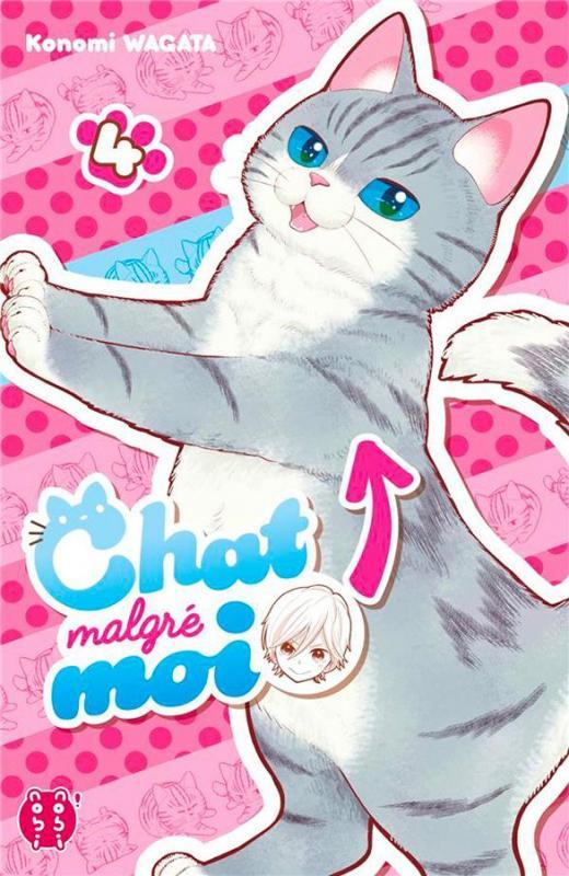 Chat malgré moi T4, manga chez Nobi Nobi! de Wagata