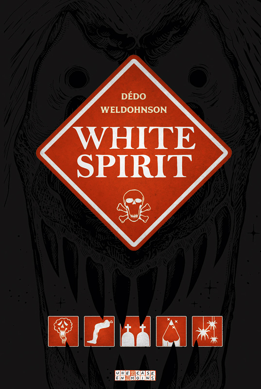 White spirit, bd chez Delcourt de Dédo, Weldohnson