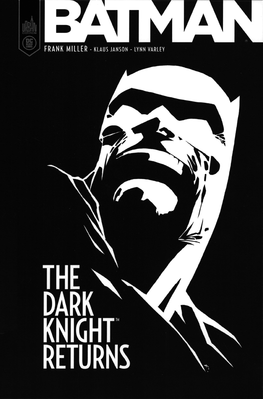 Batman - The Dark Knight returns, comics chez Urban Comics de Miller, Varley