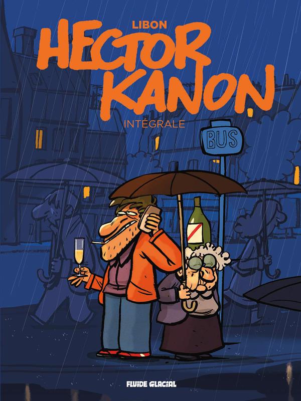 Hector Kanon, bd chez Fluide Glacial de Libon
