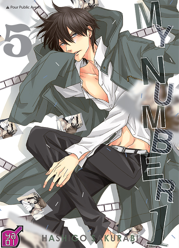 My number one T5, manga chez Taïfu comics de Hashigo