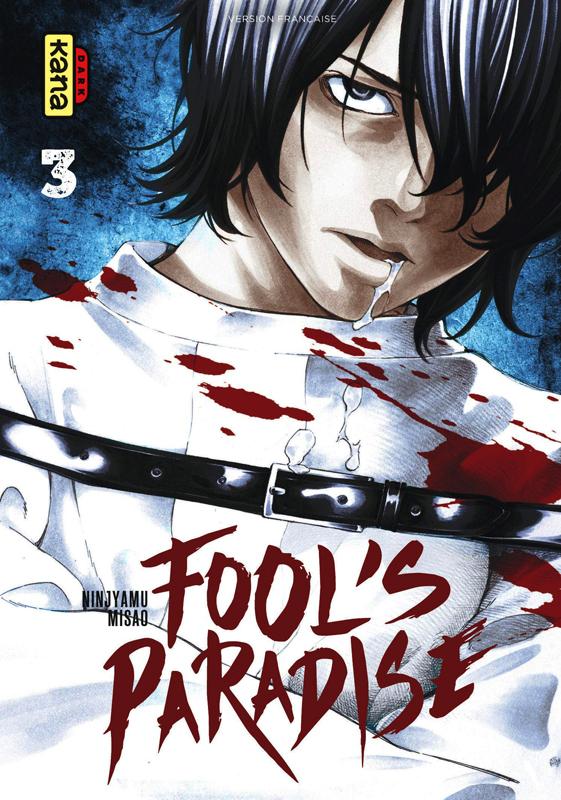 Fool's paradise T3, manga chez Kana de Ninjyamu, Misao