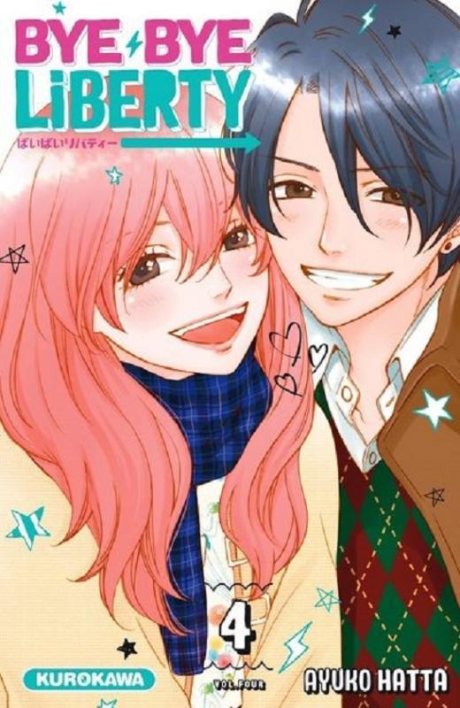 Bye bye liberty T4, manga chez Kurokawa de Ayuko