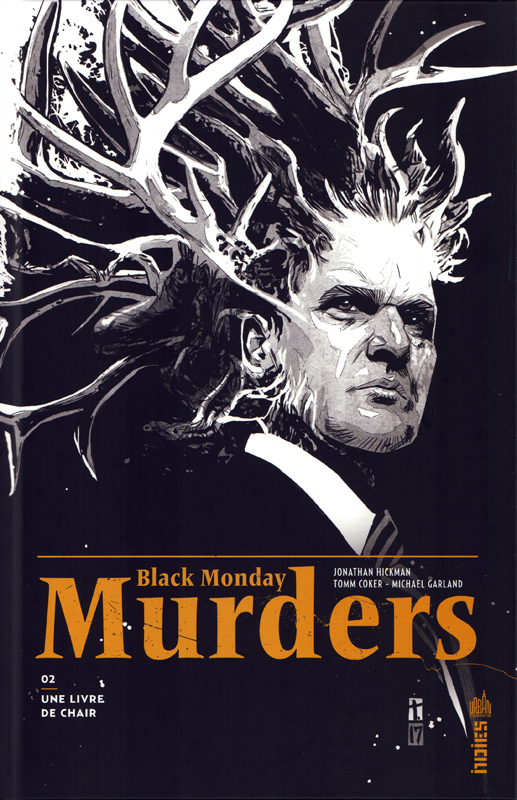 Black Monday Murders T2 : Un livre de chair (0), comics chez Urban Comics de Hickman, Coker, Garland