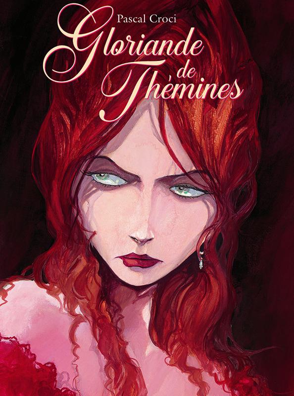 Gloriande de Thémines, bd chez EP Editions de Croci