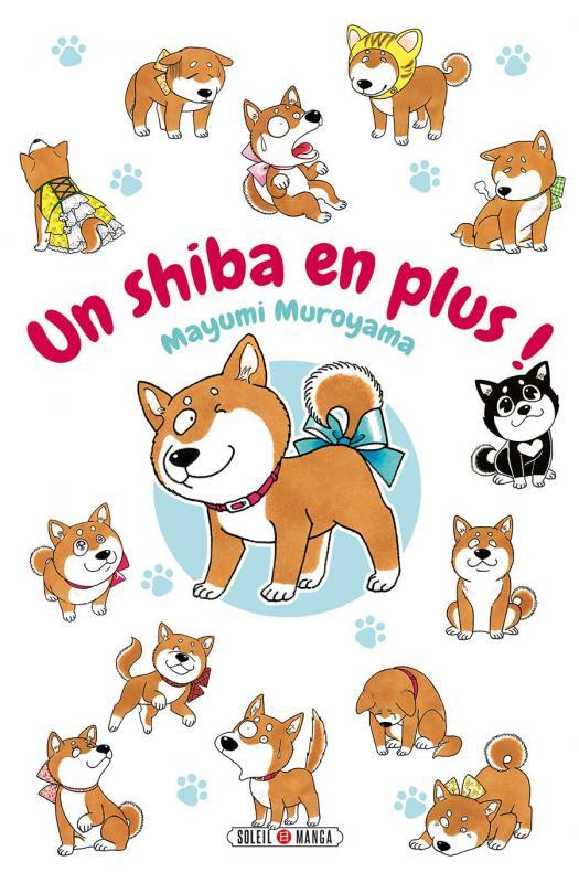 Un shiba en plus !, manga chez Soleil de Muroyama