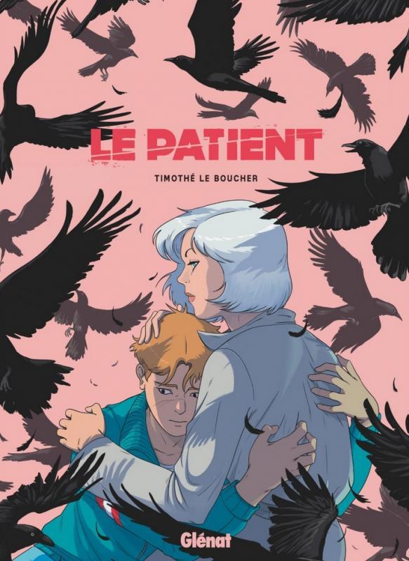 Le Patient, bd chez Glénat de le Boucher