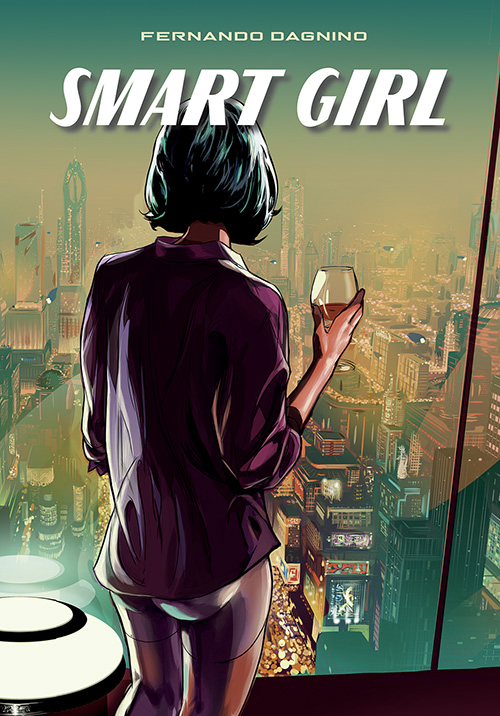 Smart Girl, comics chez Editions Réflexions de Dagnino