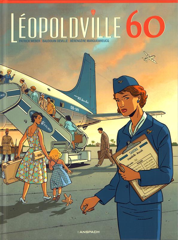 Léopoldville 60, bd chez Anspach de Weber, Deville, Marquebreucq