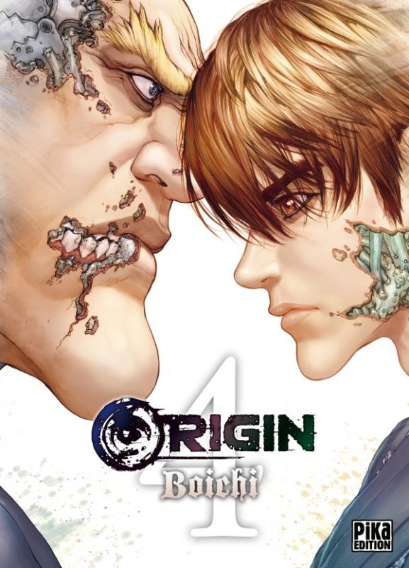 Origin T4, manga chez Pika de Boichi