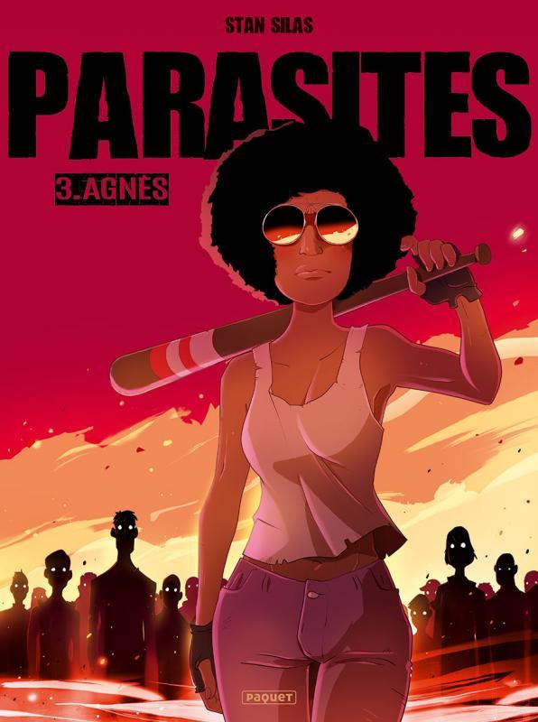 Parasites T3 : Agnès (0), bd chez Paquet de Silas