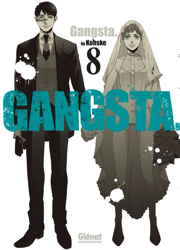Gangsta T8, manga chez Glénat de Kohske