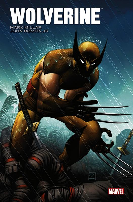 Wolverine, comics chez Panini Comics de Millar, Andrews, Romita Jr, Mounts, Villarubia