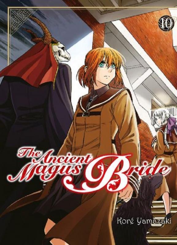 The ancient magus bride  T10, manga chez Komikku éditions de Yamazaki