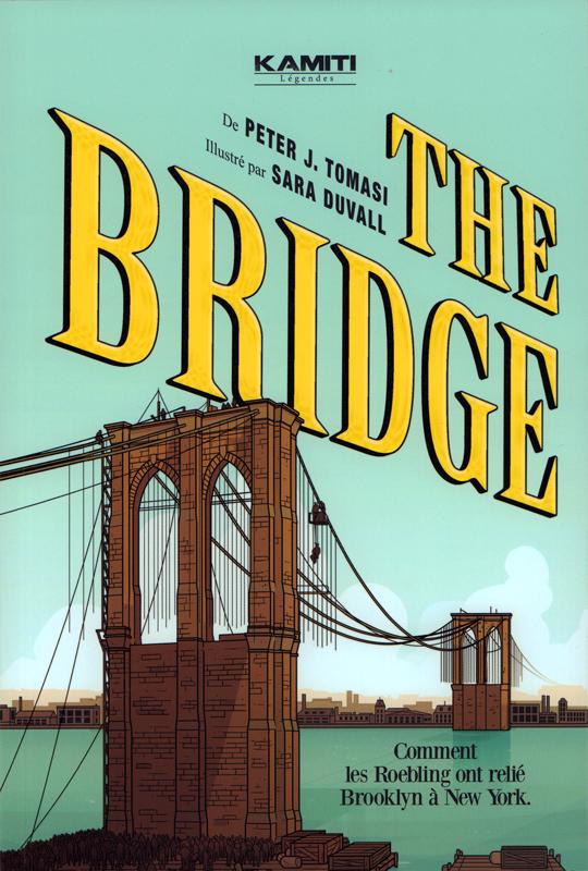The Bridge, comics chez Kamiti de Tomasi, Duvall, Eltaeb, Kalisz