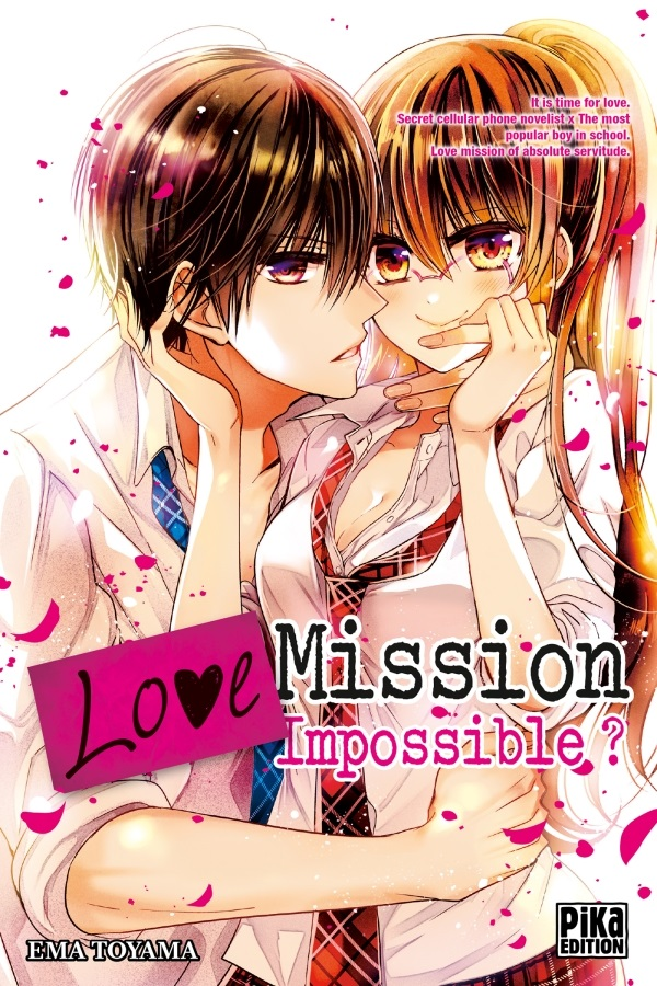 Love mission : Impossible ? (0), manga chez Pika de Toyama