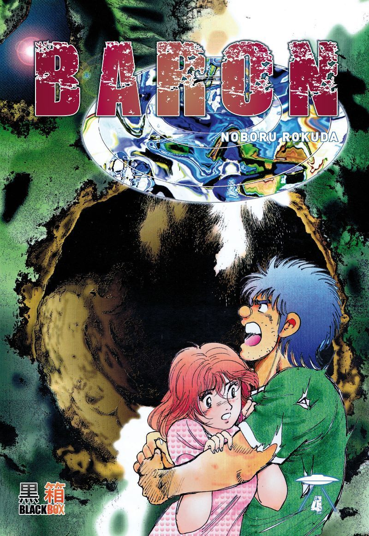 Baron T4, manga chez Black Box de Rokuda