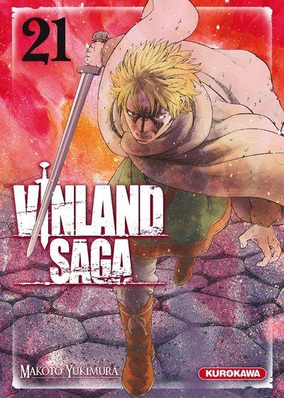 Vinland Saga T21, manga chez Kurokawa de Yukimura