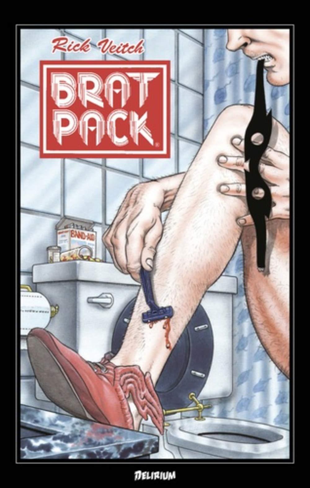 Brat Pack, comics chez Délirium de Veitch