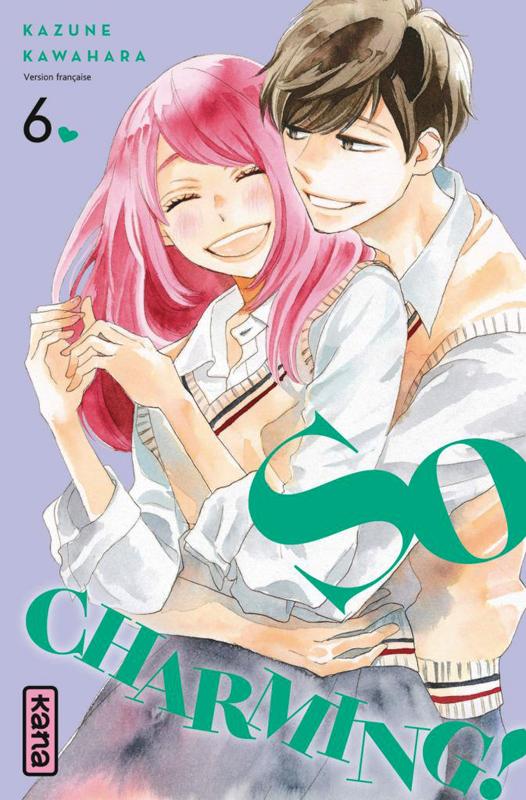 So charming T6, manga chez Kana de Kawahara