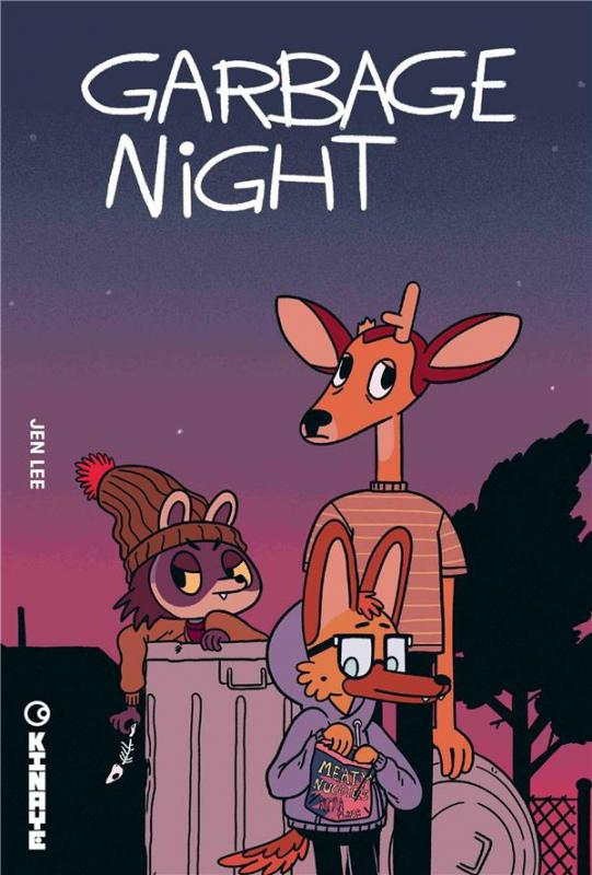 Garbage Night, comics chez Kinaye de Lee