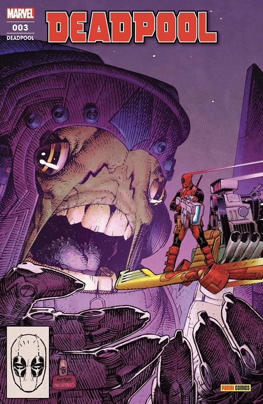 Deadpool : Viens avec moi si tu veux vivre (0), comics chez Panini Comics de Young, Klein