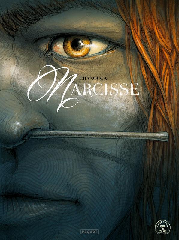 Narcisse, bd chez Paquet de Chanouga