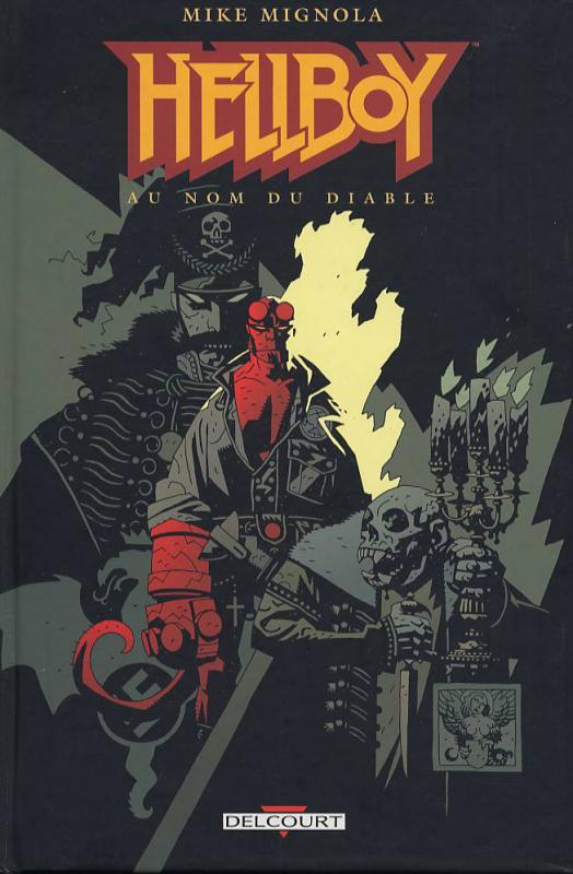 Hellboy T2 : Au nom du diable (0), comics chez Delcourt de Mignola, Sinclair