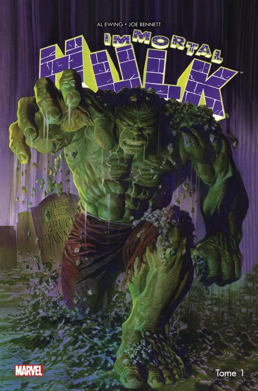Immortal Hulk : Ou est-il les deux ? (0), comics chez Panini Comics de Ewing, Hornschemeier, Benett, Romero, Brown, Sauvage, Mounts, Ross