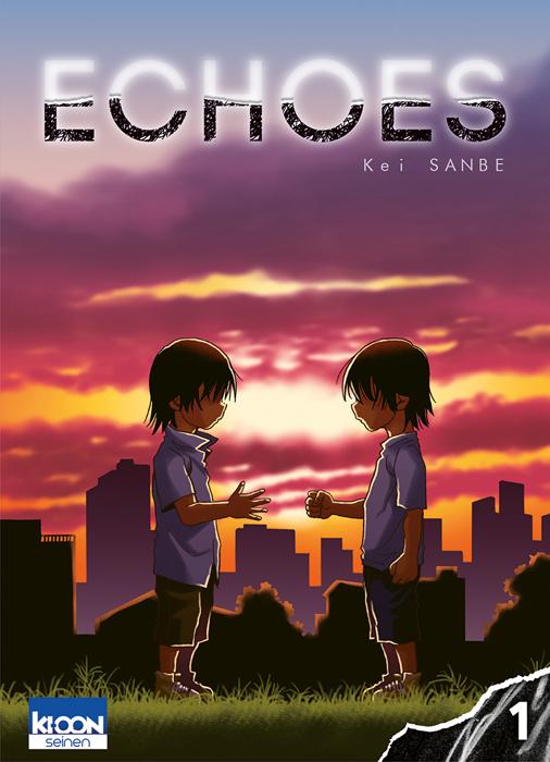 Echoes T1, manga chez Ki-oon de Sanbe