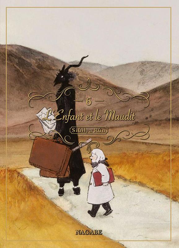 L'enfant et le maudit  T6, manga chez Komikku éditions de Nagabe