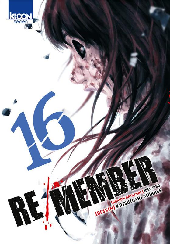 Re/member T16, manga chez Ki-oon de Welzard, Murase