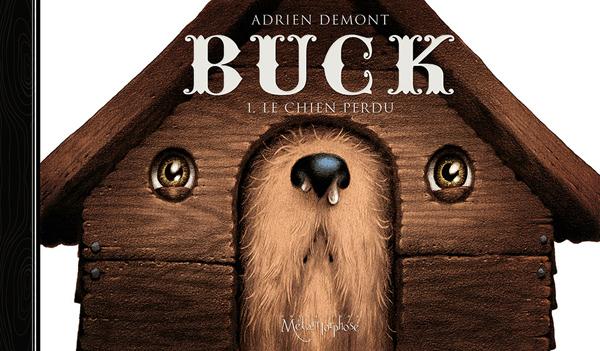 Buck : Le chien perdu (0), bd chez Soleil de Demont
