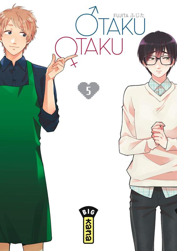 Otaku otaku T5, manga chez Kana de Fujita