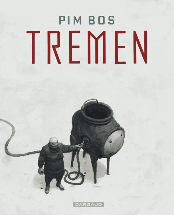 Tremen, bd chez Dargaud de Bos