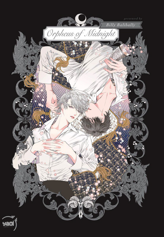 Orpheus of midnight, manga chez Taïfu comics de Balibally