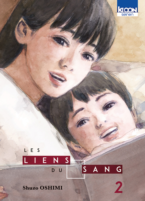 Les liens du sang T2, manga chez Ki-oon de Oshimi