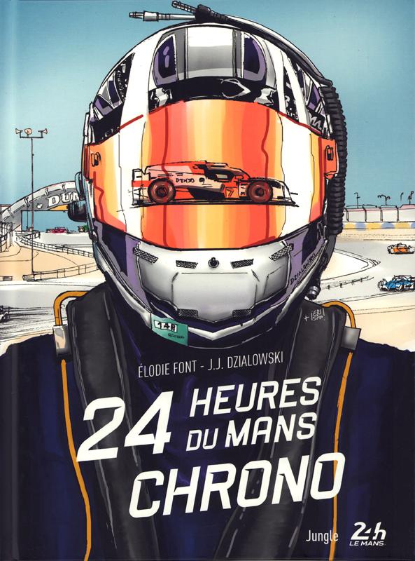 Les 24h du Mans chrono, bd chez Jungle de Font, Dzialowski