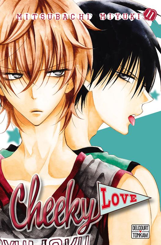 Cheeky love T11, manga chez Delcourt Tonkam de Mitsubachi